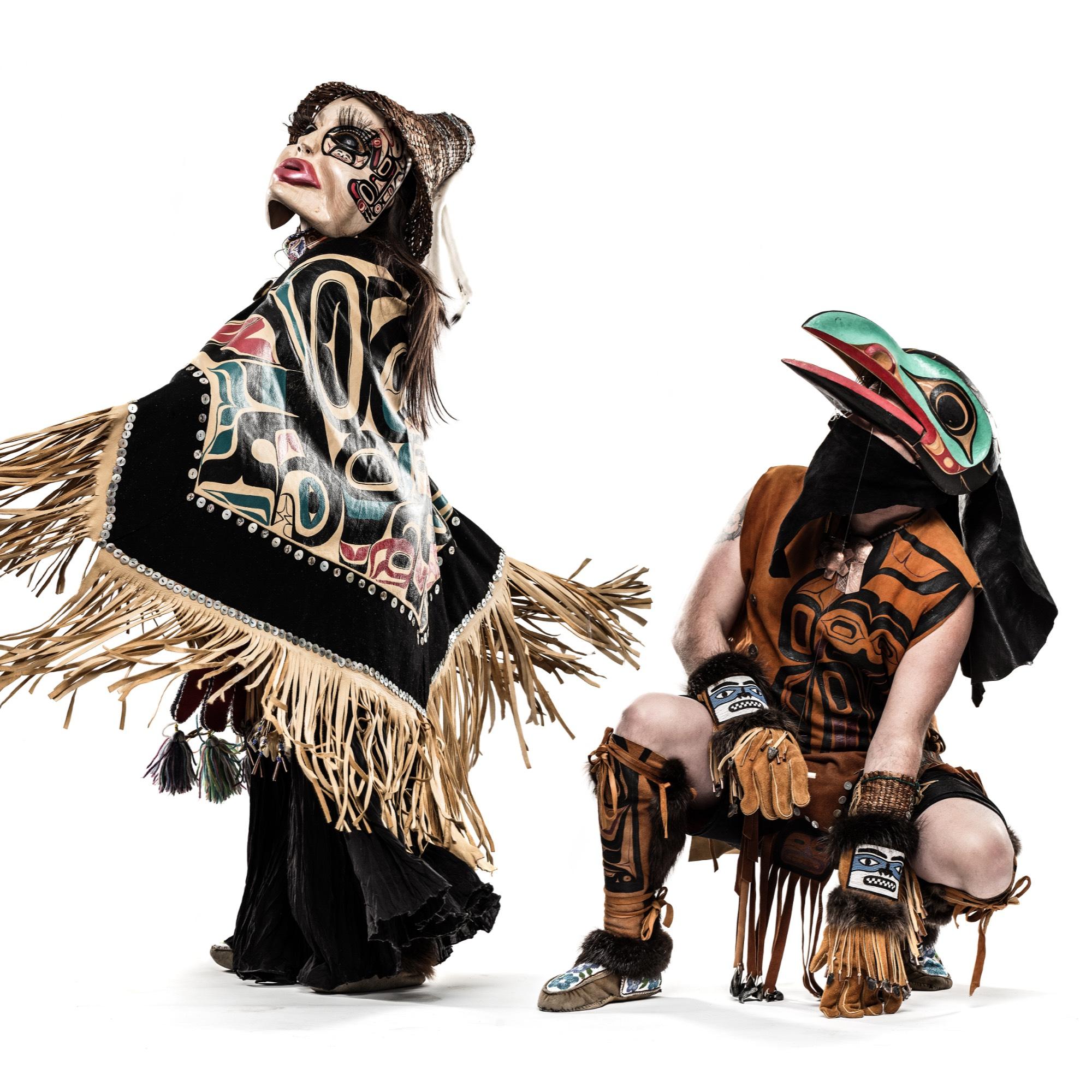 Dakhká Khwáan Dancers